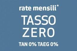 Rate mensili a tasso zero